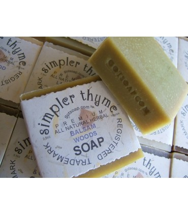 balsam woods herbal soap