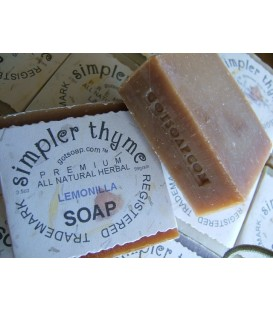 lemonilla herbal soap