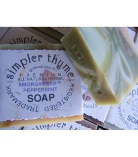 smorgasbar™ peppermint soap