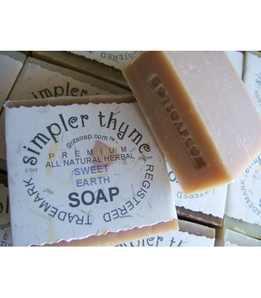 sweet earth herbal soap