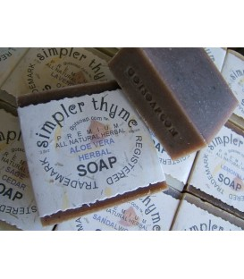 aloe vera herbal soap