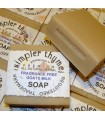 goat milk soap unscented w/oatmeal