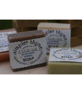 Eight Assorted 3.5 oz soap bars ~our choice~