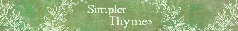 Simpler Thyme®